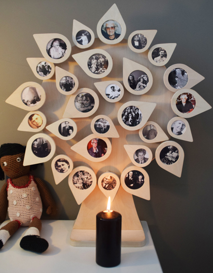 Differend, afscheid, uitvaart, OnceUponaTree, Femke Hertsenberg, fotoboom