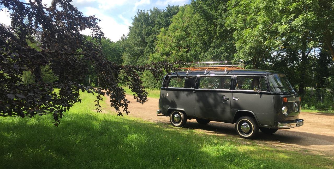 Differend, afscheid, uitvaart,Volkswagen T2 rouwbus, rouwvervoer, Monnereau, Parumo